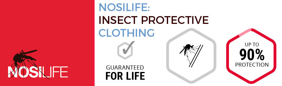 Nosilife insect protective clothing