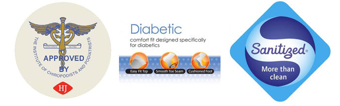 Softop® and Diabetic Socks - Endorsed by the Institute of Chiropodists and Podiatrists