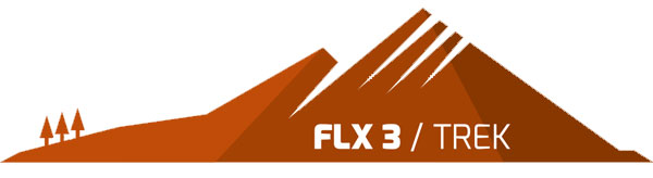ANAFLEX™ CALIBRATED MIDSOLE – FLEX 3