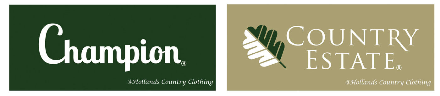 Champion Country Clothing and Country Estate Clothing UK Outdoor