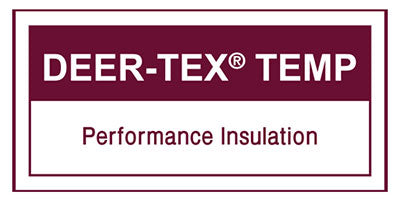 deer tex temp thermal insulation