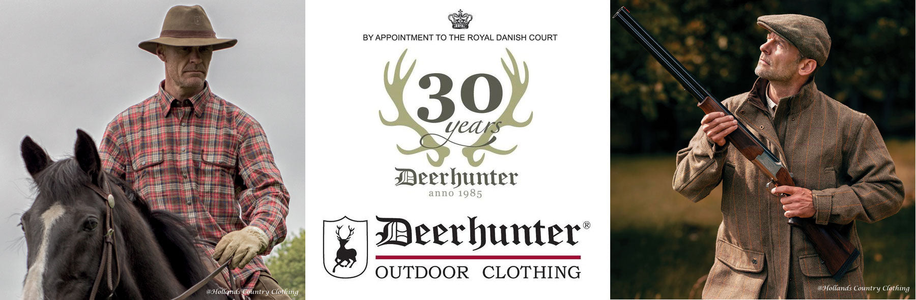 Deerhunter Clothing Danish Hunting Specialists Hollands Country