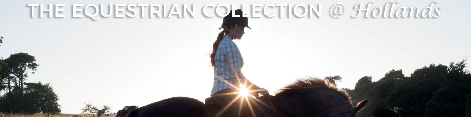 equestrian clothing at hollands country clothing