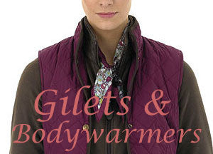 ladies gilets body warmers and waistcoats at holland's