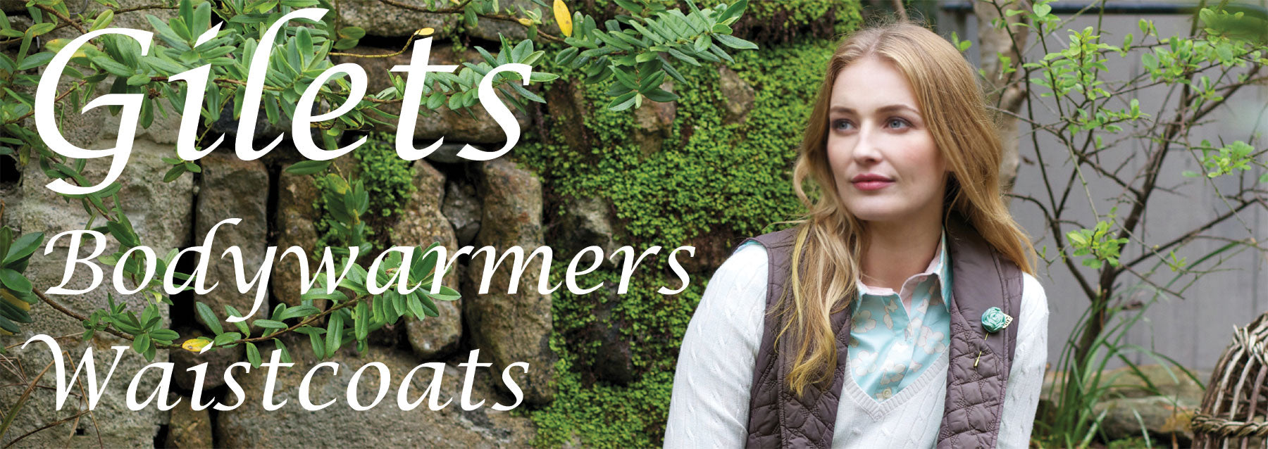 ladies bodywarmers gillets and waistcoats