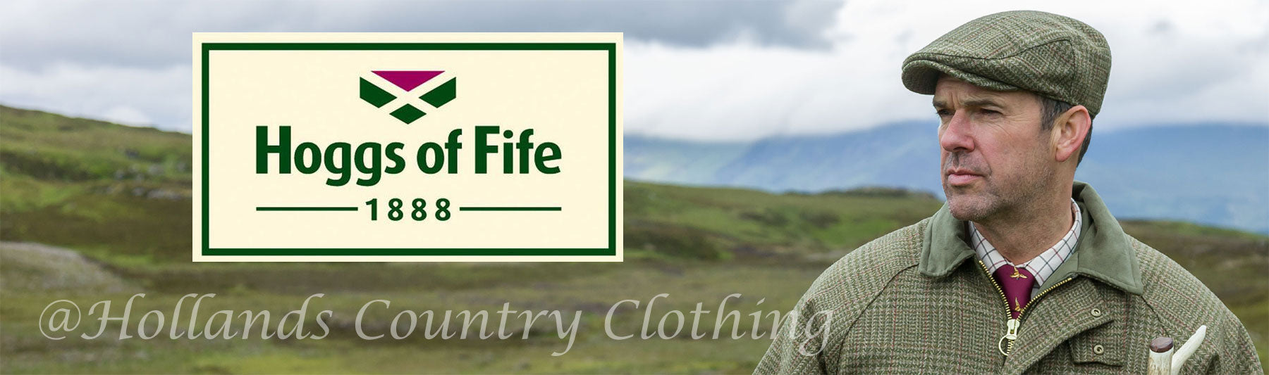 hoggs of fife clothing at hollands country clotihing