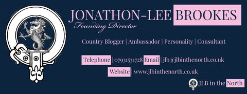 JLB in the north blogger