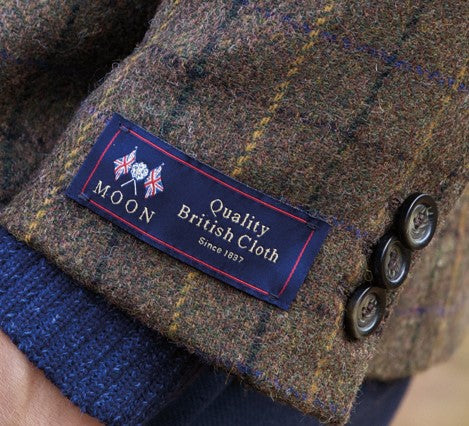 moons luxury wool tweed