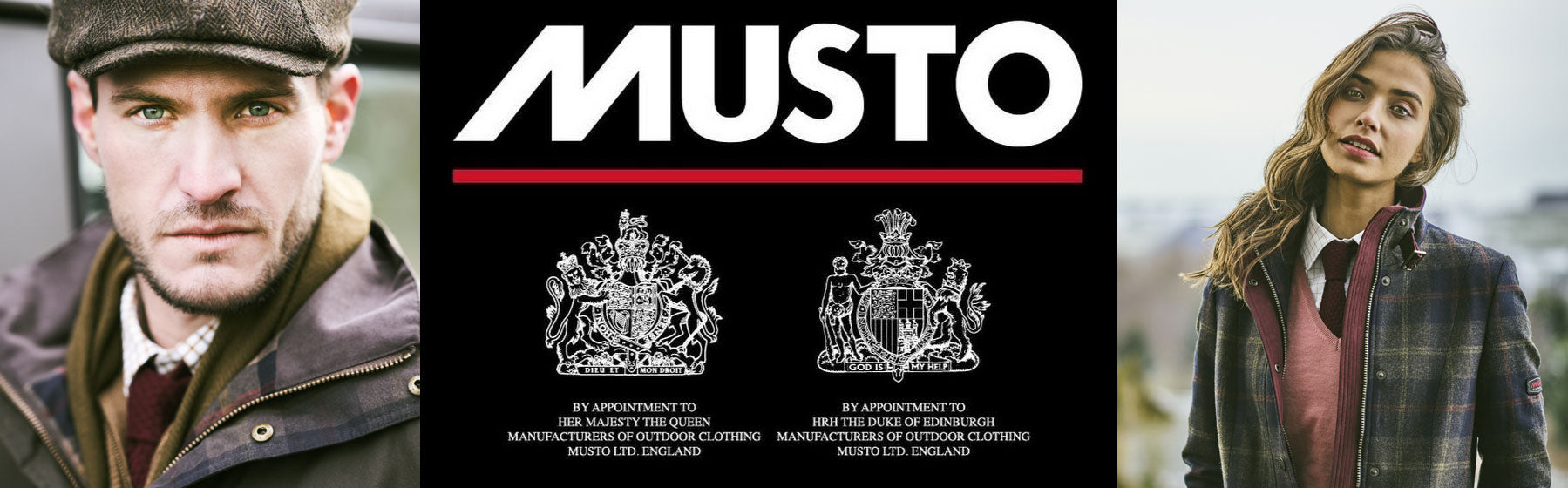 Musto - Country Collection. By Royal Appointment