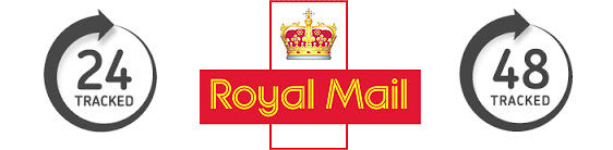 Royal mail postage first and second class tracked at hollands country clothing