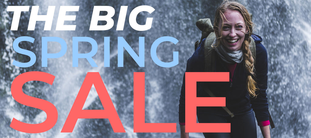 Spring Sale at Hollands Country Clothing