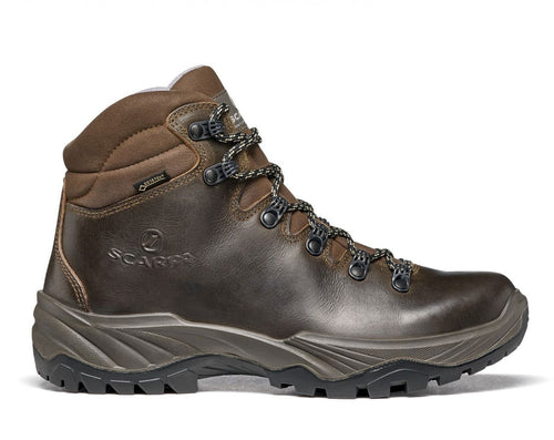 Scarpa Womens Terra GTX Boot Brown Leather