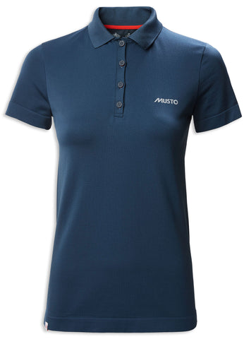 Musto Ladies Performance Polo Shirt | Navy