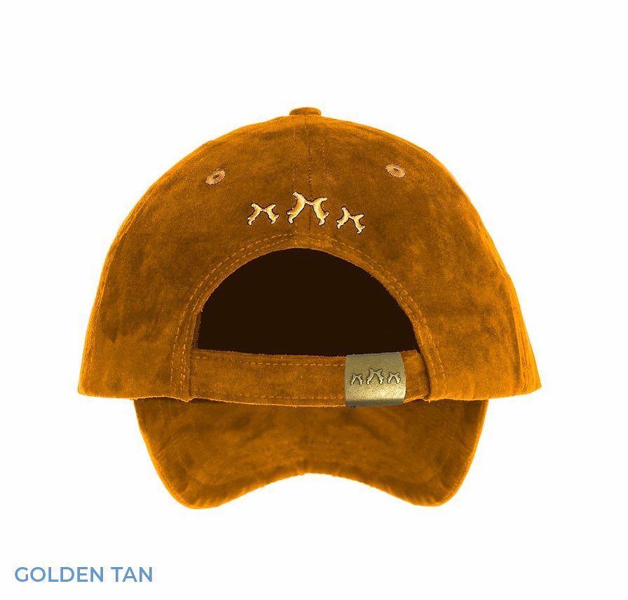 Back clip Ladies Waterproof Baseball cap Golden Honey