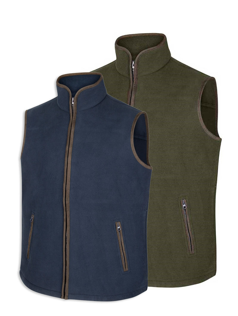 Sculpted arm holes, wind resistant collar Adjustable drawcord hem elasticated cord | Navy, Green