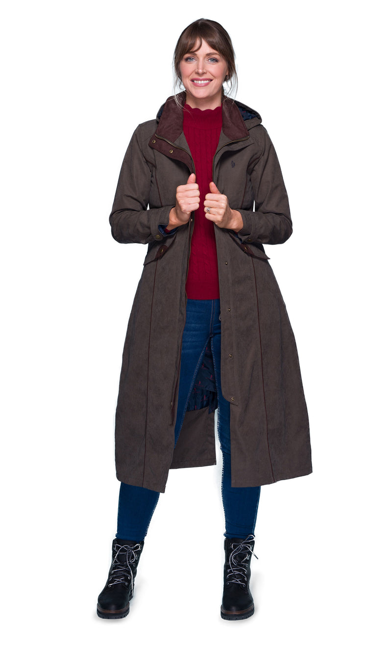 Oilve Erin Waterproof Breathable Coat by Jack Murphy