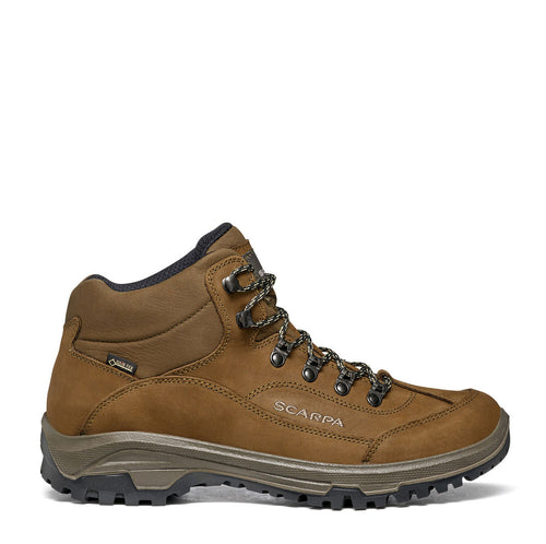 Brown Leather Scarpa Cyrus Mid GTX Boot