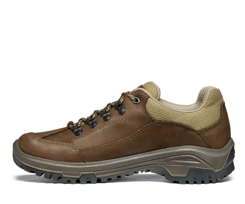 Brown Leather Scarpa Womens Cyrus GTX Shoe