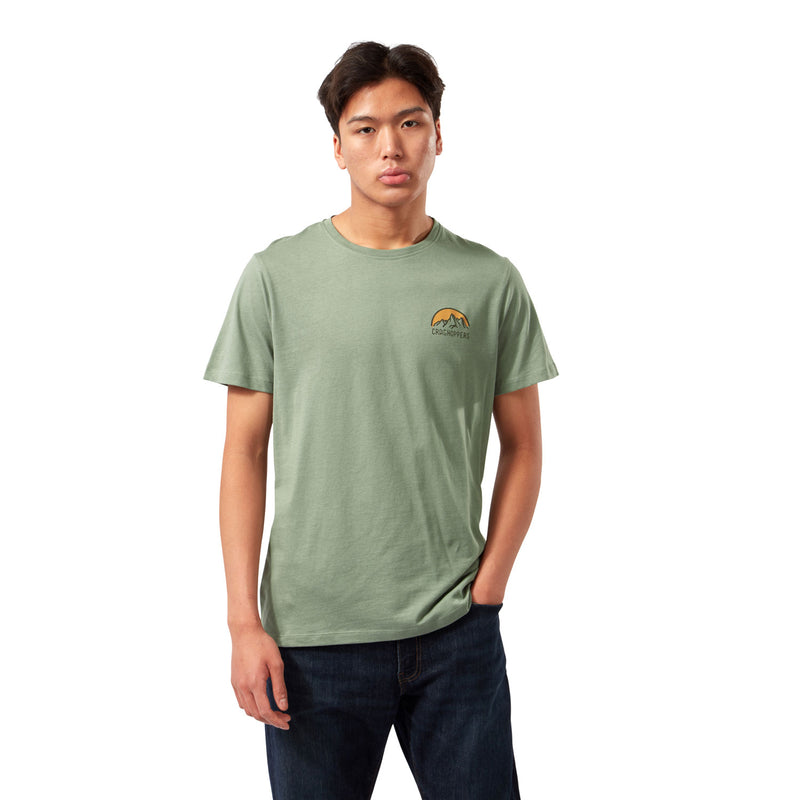 Sage NHB Craghoppers Mightie T-shirt