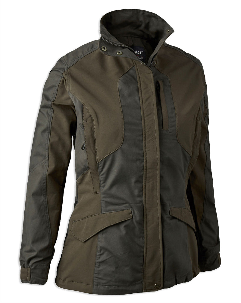Deerhunter Lady Ann Jacket in Deep Green