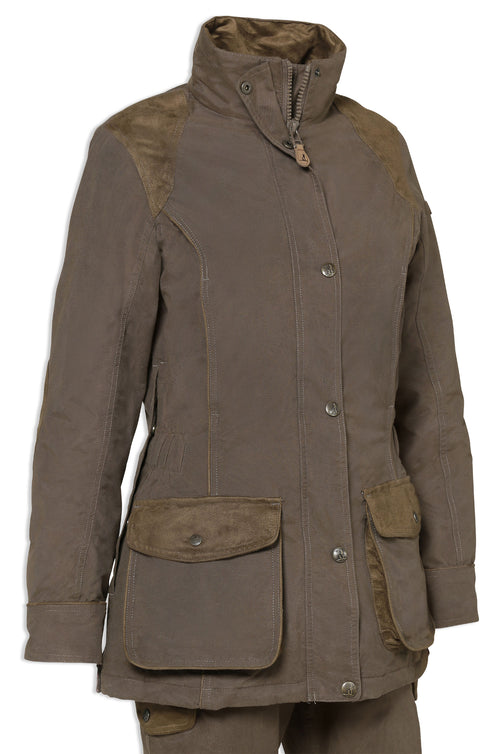 Normandie Ladies Hunting Jacket by Percussion