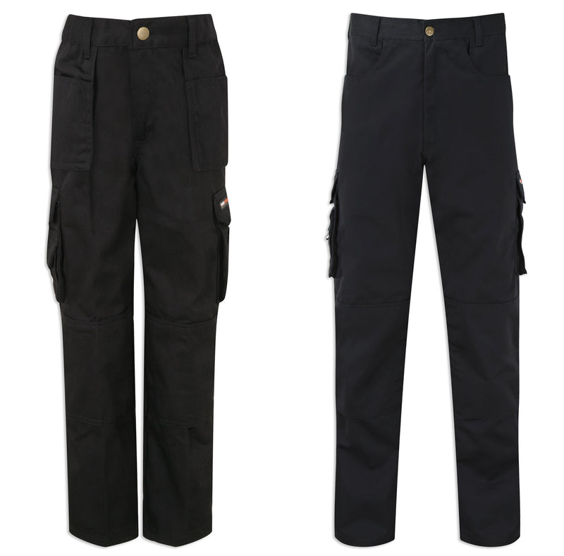 Black Castle Tuffstuff Pro Work Trousers