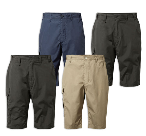 Craghoppers Kiwi Long Shorts - Hollands Country Clothing