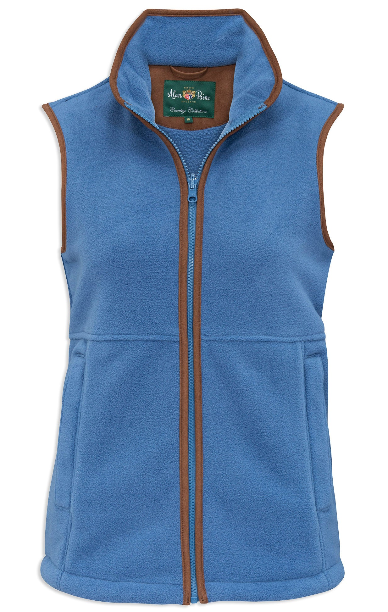 Alan Paine Aylsham Fleece Gilet | Jean