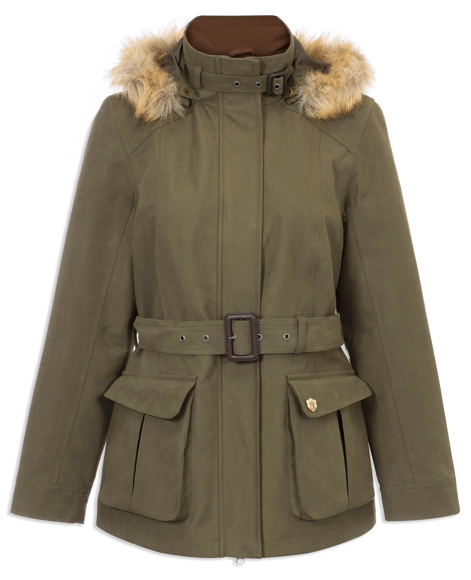 1df0e8f98 Alan Paine Berwick Jacket with Faux Fur Trim – Hollands Country Clothing