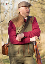 beater wears Berwick Men's Waterproof Waistcoat by Alan Paine