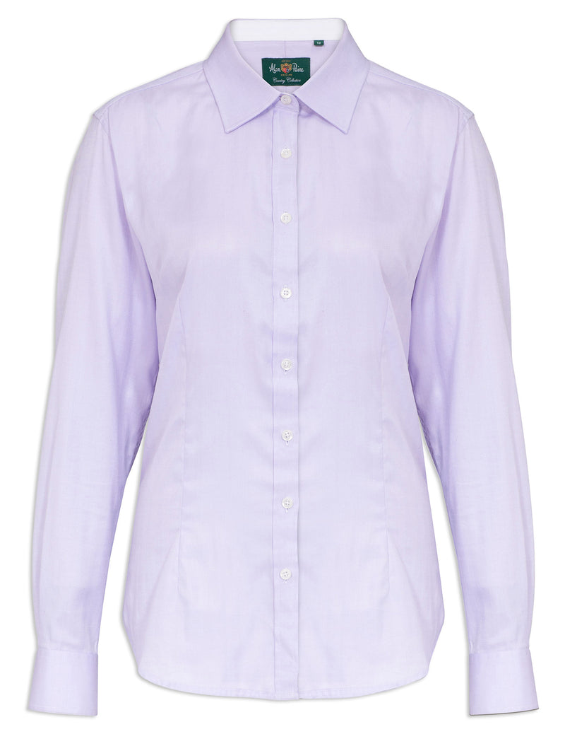 Lilac Alan Paine Bromford Ladies Shirt