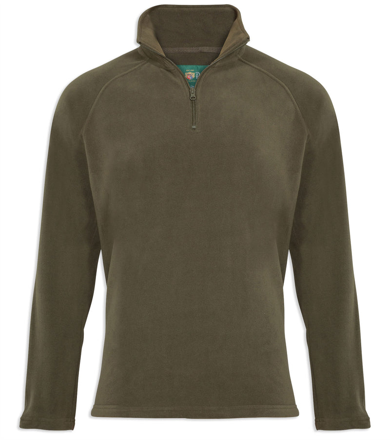 Alan Paine Budworth Micro Fleece Pullover