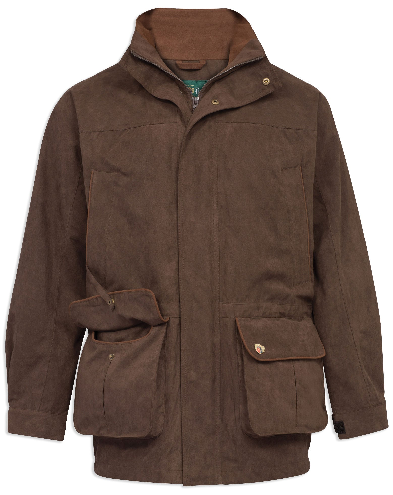 Cambridge Men's Waterproof Coat by Alan Paine