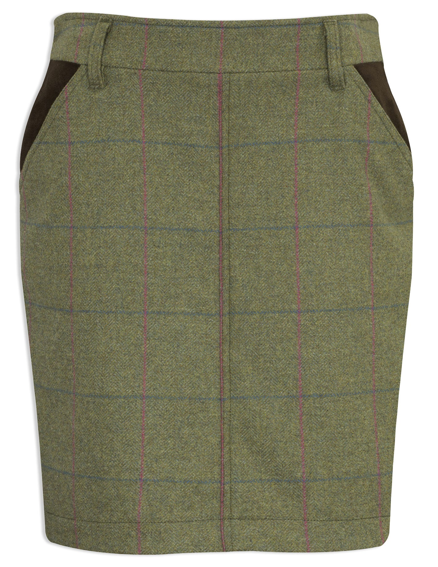 Alan Paine Tweed Skirt | Juniper