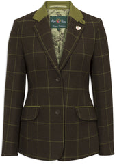 new Combrook Ladies Tweed Blazer by Alan Paine