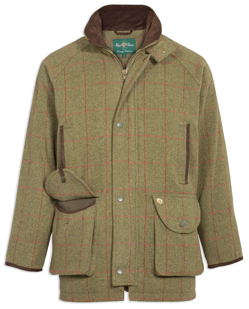 Alan Paine Combrook Men's Coat | Sage