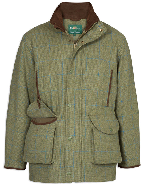 Alan Paine Combrook Men's Field Coat | Lagoon