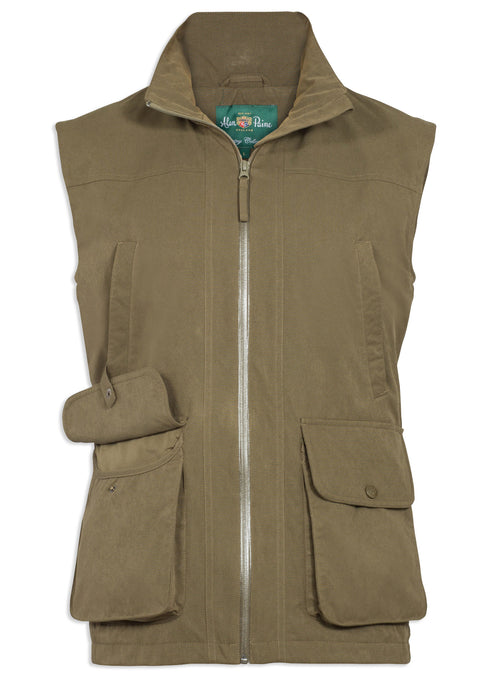 Alan Paine Dunswell Waterproof Waistcoat