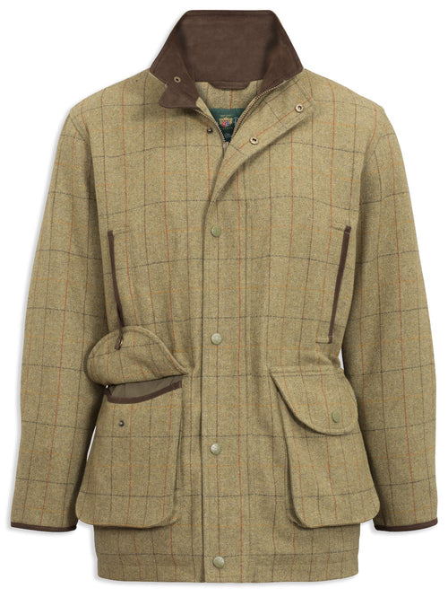 Alan Paine Combrook Men's Field Coat | Elm