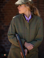 ladies shooting outfit Alan Paine Combrook Field Jacket | Juniper