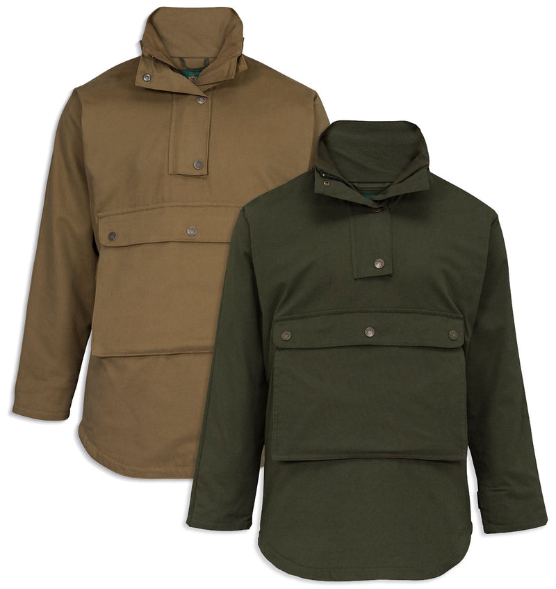 Alan Paine Kexby Waterproof Smock | Olive, Khaki