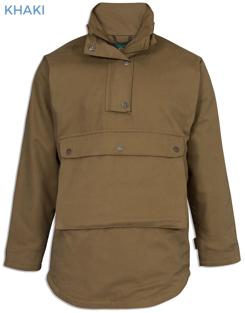 Alan Paine Kexby Waterproof Smock | Khaki