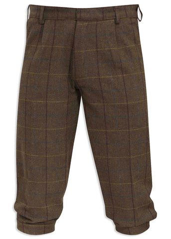 Alan Paine Rutland Tweed Breeks | Alder
