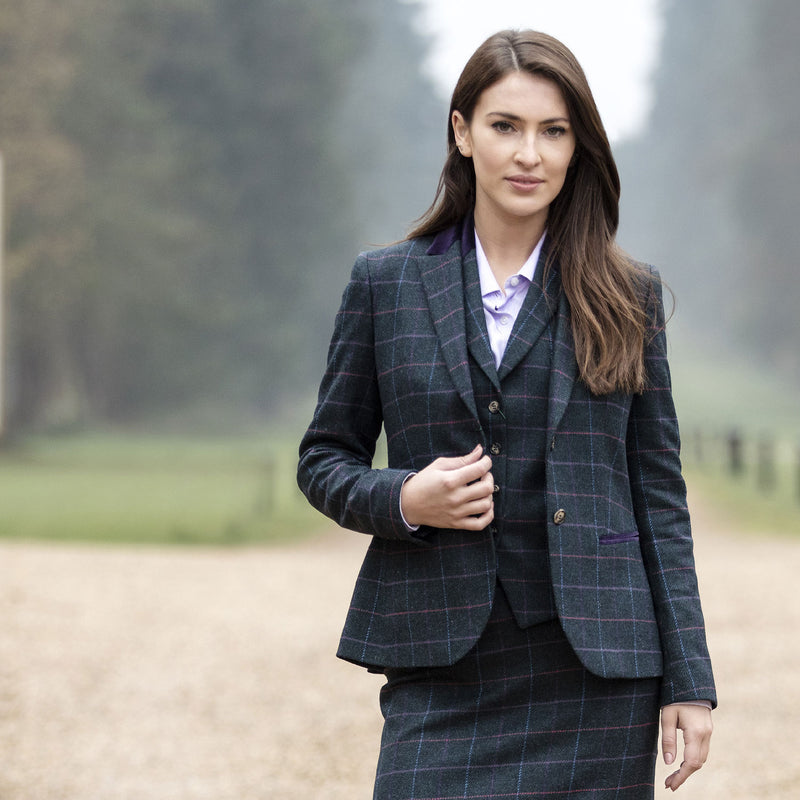 Alan Paine Surrey Ladies Tweed outfit