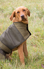 Alan Paine Showerproof Dog Tweed Coat
