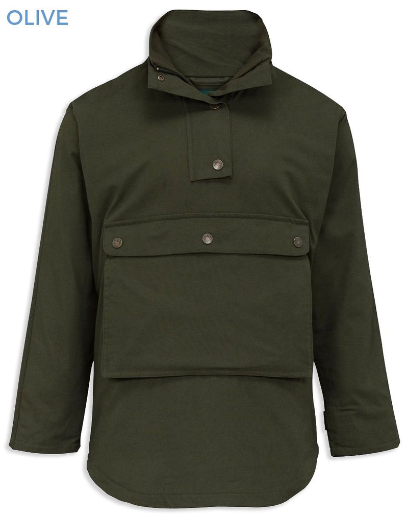 Alan Paine Kexby Waterproof Smock | Olive