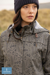 Outdoor coat Alanna Quilted Waterproof Coat by Lighthouse