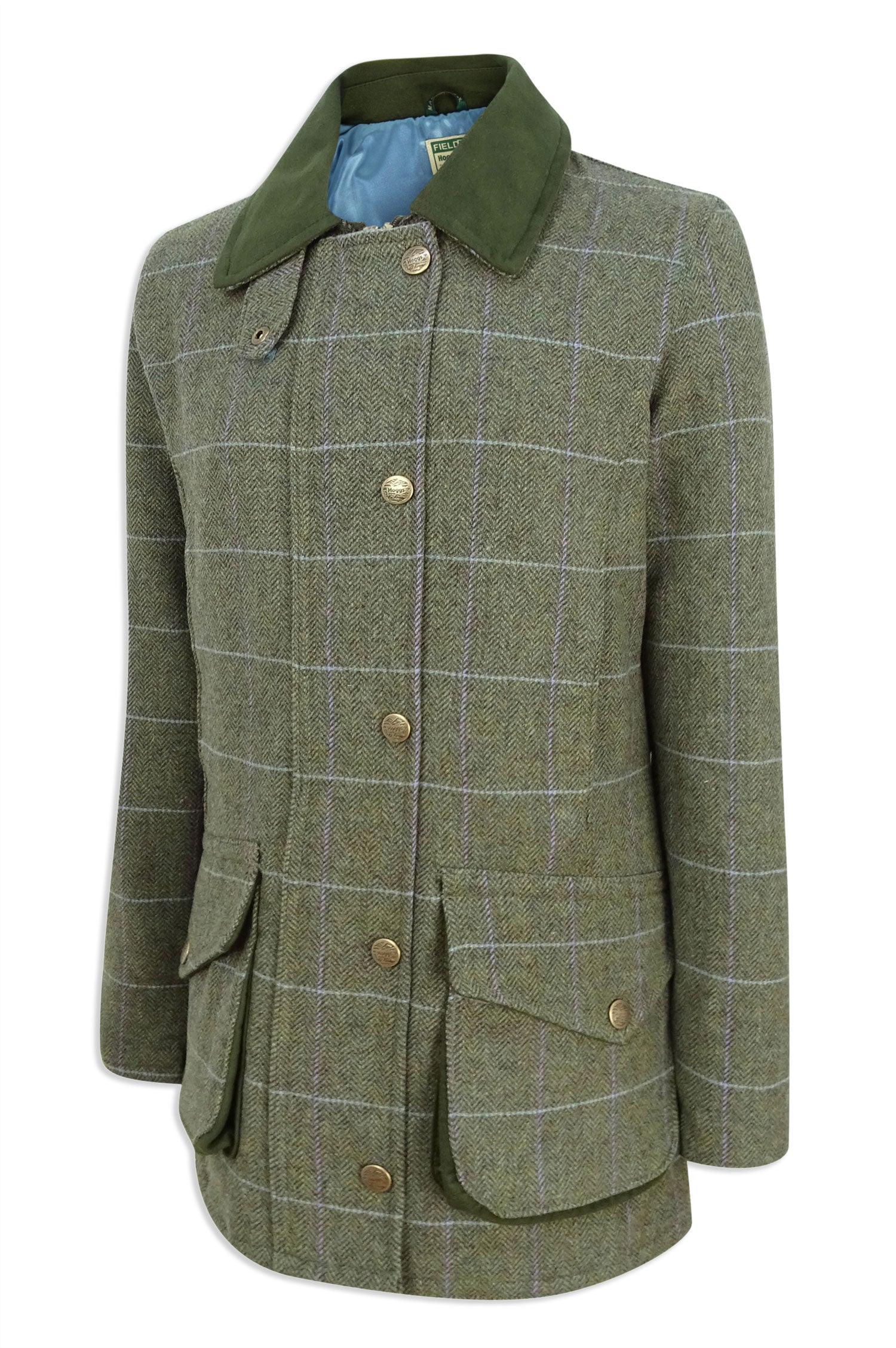 Hoggs of Fife Albany Ladies Tweed Shooting Jacket