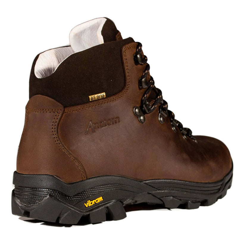Achilles Support Anatom Q2 Classic Leather Hiking Boots