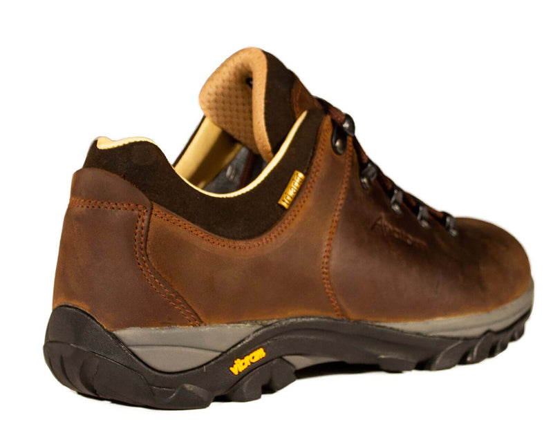 Braemar Ultra Lightweight Leather Waterproof Walking Shoes by Anatom